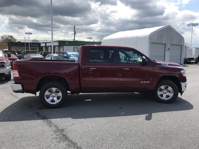 2020 Ram 1500 Crew Cab 4x4, Pickup #D200382 - photo 8