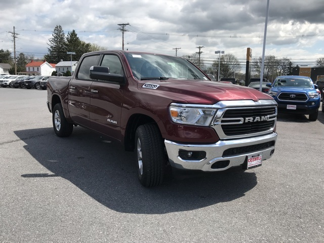 2020 Ram 1500 Crew Cab 4x4, Pickup #D200382 - photo 9