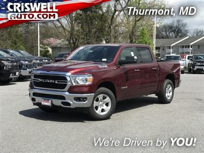 2020 Ram 1500 Crew Cab 4x4, Pickup #D200382 - photo 1