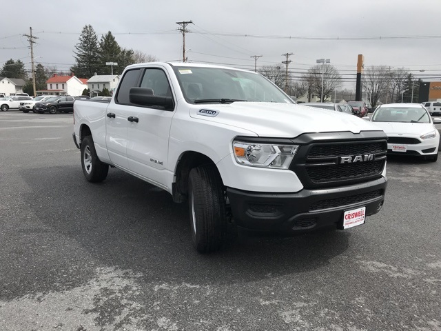 2020 Ram 1500 Quad Cab 4x4, Pickup #D200395 - photo 9