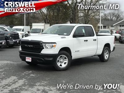 2020 Ram 1500 Quad Cab 4x4, Pickup #D200395 - photo 1