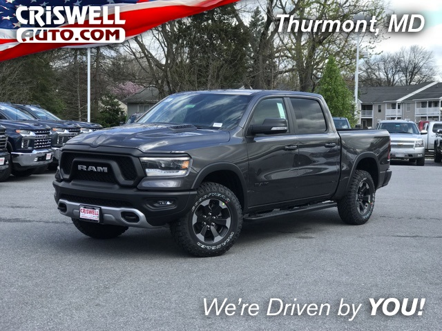 2020 Ram 1500 Crew Cab 4x4, Pickup #D200400 - photo 1