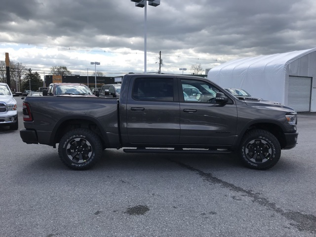 2020 Ram 1500 Crew Cab 4x4, Pickup #D200400 - photo 7