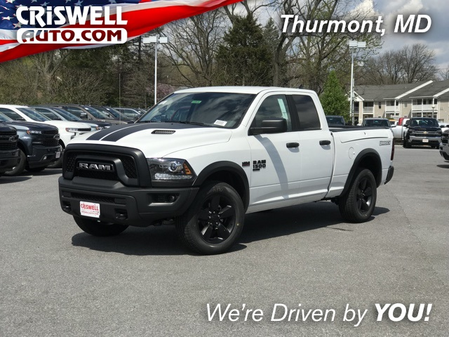 2020 Ram 1500 Quad Cab 4x4, Pickup #D200436 - photo 1