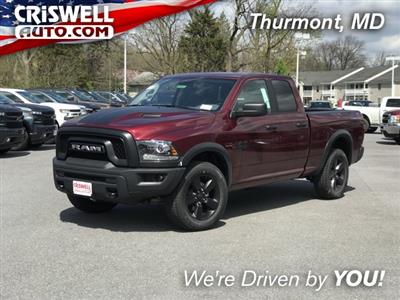 2020 Ram 1500 Quad Cab 4x4, Pickup #D200438 - photo 1