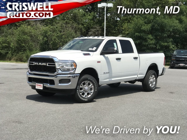 2020 Ram 2500 Crew Cab 4x4, Pickup #D200442 - photo 1