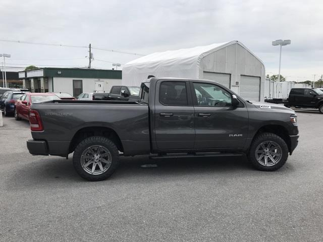 2020 Ram 1500 Quad Cab 4x4, Pickup #D200447 - photo 8