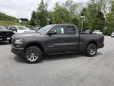 2020 Ram 1500 Quad Cab 4x4, Pickup #D200447 - photo 3