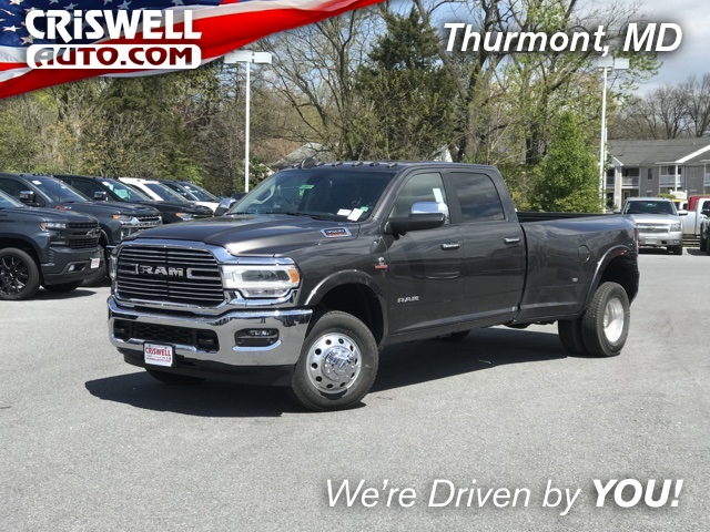 2020 Ram 3500 Crew Cab DRW 4x4, Pickup #D200471 - photo 1