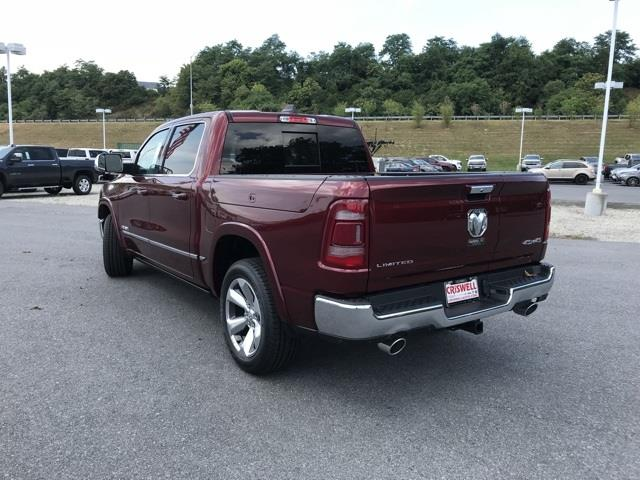 2020 Ram 1500 Crew Cab 4x4, Pickup #D200509 - photo 2