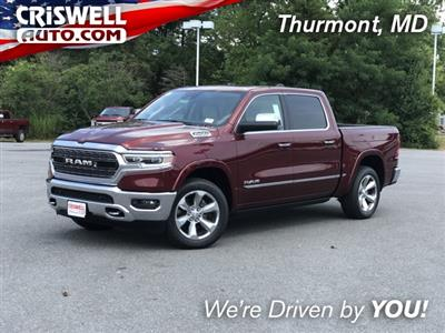2020 Ram 1500 Crew Cab 4x4, Pickup #D200509 - photo 1