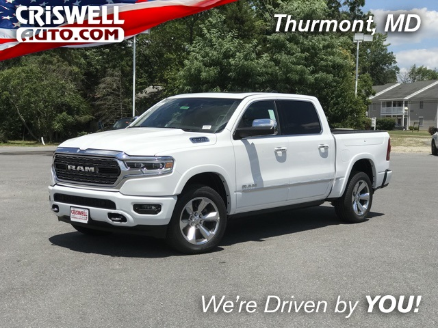 2020 Ram 1500 Crew Cab 4x4, Pickup #D200530 - photo 1