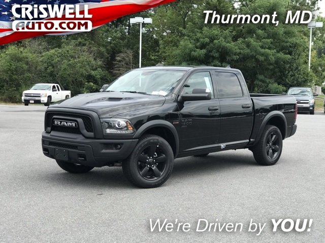 2020 Ram 1500 Crew Cab 4x4, Pickup #D200573 - photo 1