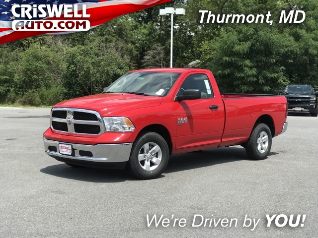 2020 Ram 1500 Regular Cab 4x2, Pickup #D200642 - photo 1