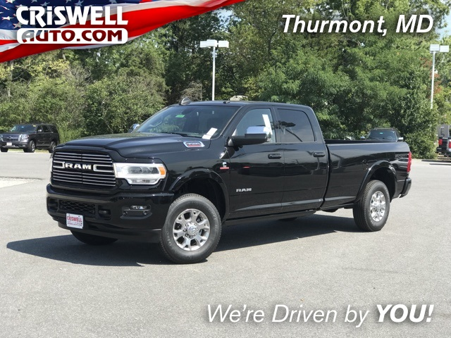 2020 Ram 3500 Crew Cab 4x4, Pickup #D200658 - photo 1
