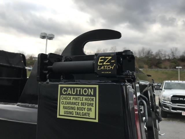 2020 Ram 5500 Crew Cab DRW 4x4, Rugby Eliminator LP Steel Dump Body #D200723 - photo 35