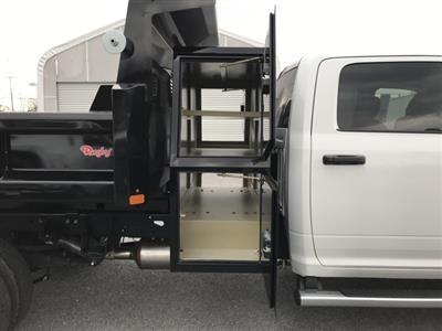 2020 Ram 5500 Crew Cab DRW 4x4, Rugby Eliminator LP Steel Dump Body #D200723 - photo 38