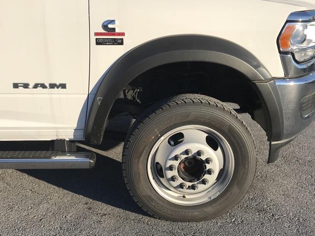 2020 Ram 5500 Crew Cab DRW 4x4, Rugby Eliminator LP Steel Dump Body #D200732 - photo 10