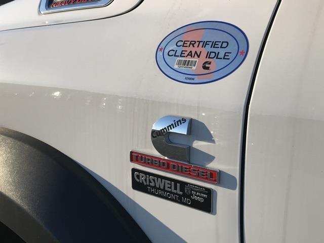 2020 Ram 5500 Crew Cab DRW 4x4, Rugby Eliminator LP Steel Dump Body #D200732 - photo 32
