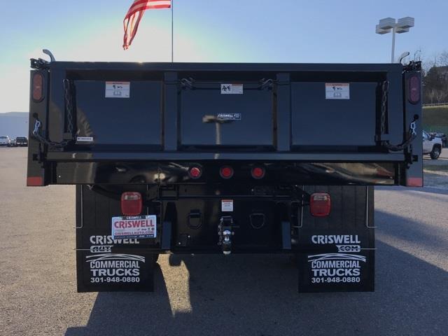 2020 Ram 5500 Crew Cab DRW 4x4, Rugby Eliminator LP Steel Dump Body #D200732 - photo 5