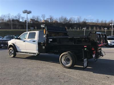2020 Ram 5500 Crew Cab DRW 4x4, Rugby Eliminator LP Steel Dump Body #D200732 - photo 2