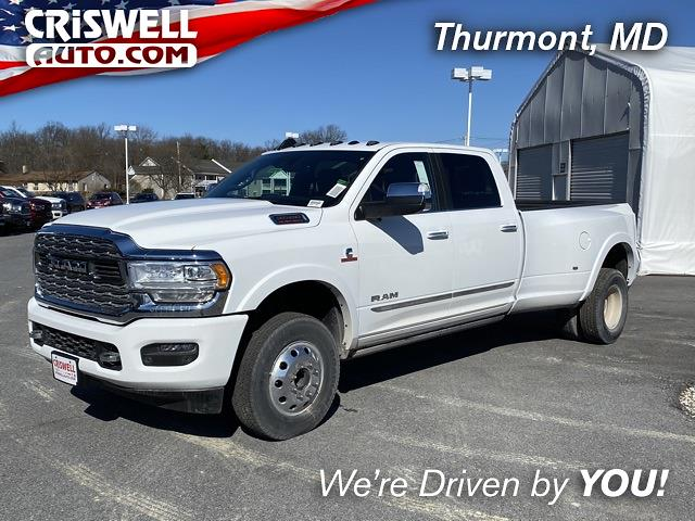 2020 Ram 3500 Crew Cab DRW 4x4, Pickup #D200748 - photo 1