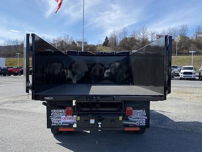 2020 Ram 5500 Crew Cab DRW 4x4, Landscape Dump #D200755 - photo 9