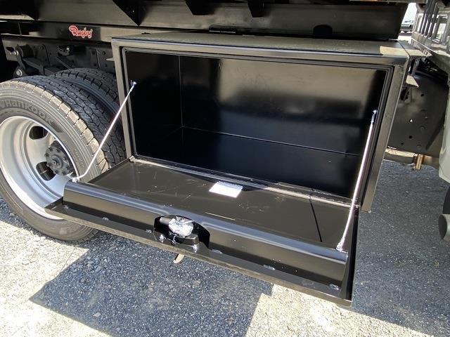 2020 Ram 5500 Regular Cab DRW 4x4, Rugby Eliminator LP Steel Dump Body #D200757 - photo 20