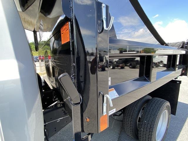 2020 Ram 5500 Regular Cab DRW 4x4, Rugby Eliminator LP Steel Dump Body #D200757 - photo 30