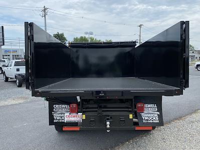 2020 Ram 5500 Regular Cab DRW 4x4,  PJ's Truck Bodies Landscape Dump #D200758 - photo 10