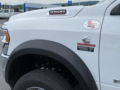 2020 Ram 5500 Regular Cab DRW 4x4,  PJ's Truck Bodies Landscape Dump #D200758 - photo 24