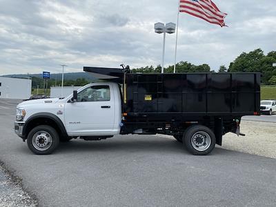 2020 Ram 5500 Regular Cab DRW 4x4,  PJ's Truck Bodies Landscape Dump #D200758 - photo 4