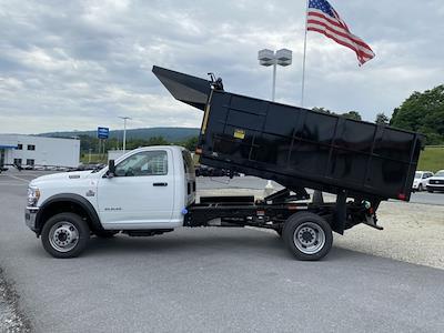 2020 Ram 5500 Regular Cab DRW 4x4,  PJ's Truck Bodies Landscape Dump #D200758 - photo 30