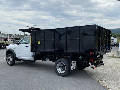 2020 Ram 5500 Regular Cab DRW 4x4,  PJ's Truck Bodies Landscape Dump #D200758 - photo 2