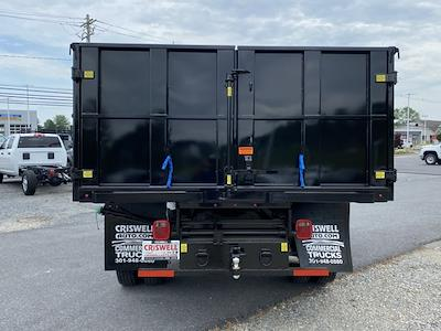 2020 Ram 5500 Regular Cab DRW 4x4,  PJ's Truck Bodies Landscape Dump #D200758 - photo 5
