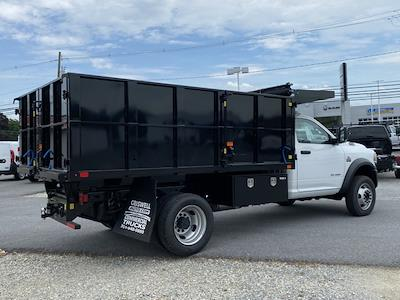2020 Ram 5500 Regular Cab DRW 4x4,  PJ's Truck Bodies Landscape Dump #D200758 - photo 6