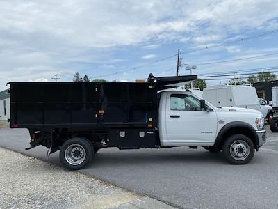 2020 Ram 5500 Regular Cab DRW 4x4,  PJ's Truck Bodies Landscape Dump #D200758 - photo 7