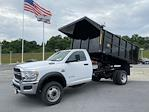 2020 Ram 5500 Regular Cab DRW 4x4,  PJ's Truck Bodies Landscape Dump #D200758 - photo 3