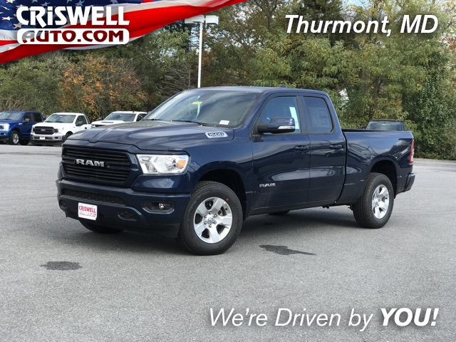 2021 Ram 1500 Quad Cab 4x4, Pickup #D210076 - photo 1