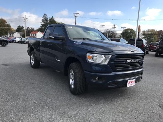 2021 Ram 1500 Quad Cab 4x4, Pickup #D210076 - photo 13