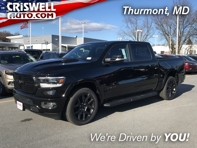 2021 Ram 1500 Crew Cab 4x4, Pickup #D210235 - photo 1