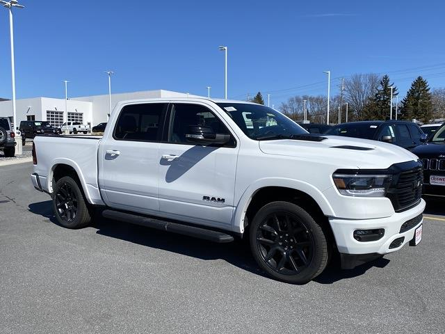 2021 Ram 1500 Crew Cab 4x4, Pickup #D210483 - photo 7