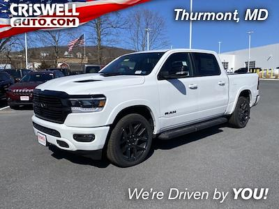 2021 Ram 1500 Crew Cab 4x4, Pickup #D210483 - photo 1