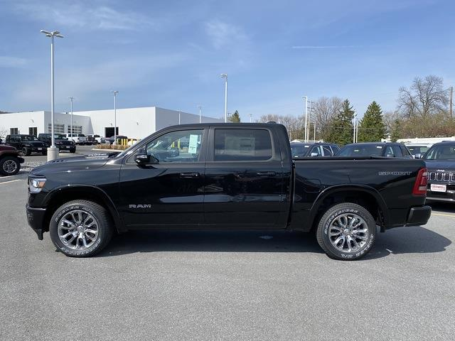 2021 Ram 1500 Crew Cab 4x4, Pickup #D210602 - photo 3