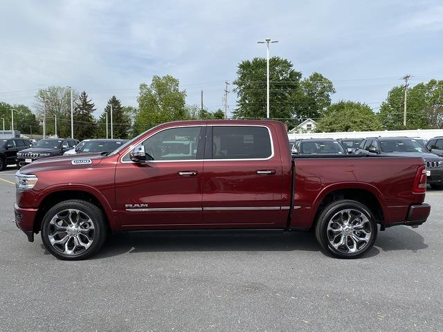 2021 Ram 1500 Crew Cab 4x4, Pickup #D210755 - photo 3