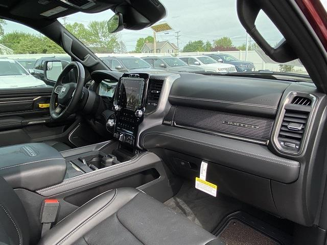2021 Ram 1500 Crew Cab 4x4, Pickup #D210755 - photo 23