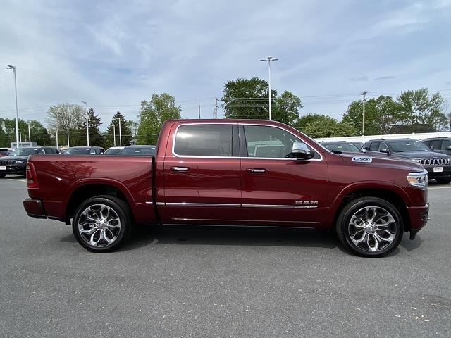 2021 Ram 1500 Crew Cab 4x4, Pickup #D210755 - photo 6