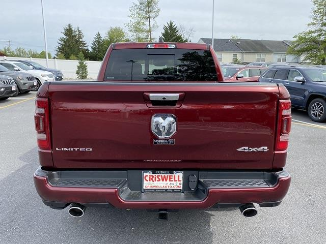 2021 Ram 1500 Crew Cab 4x4, Pickup #D210755 - photo 8
