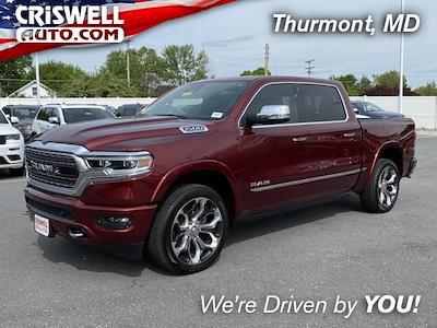 2021 Ram 1500 Crew Cab 4x4, Pickup #D210755 - photo 1