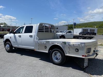 2021 Ram 3500 Crew Cab DRW 4x4, CM Truck Beds Platform Body #D210779 - photo 2